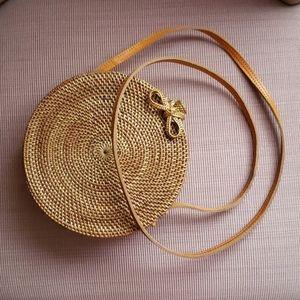 31 Bits Woven Drum Bag